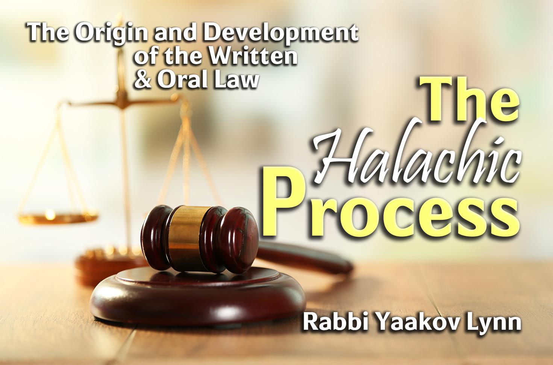 Photo of The Halachic Process
