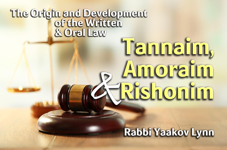 Photo of Tannaim, Amoraim & Rishonim