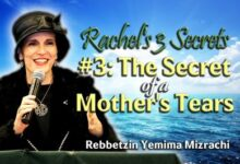 Photo of Rachel's 3 Secrets – #1 – The Secret of a Mother's Food