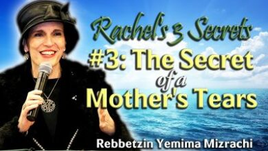 Photo of Rachel's 3 Secrets – #1 – The Secret of a Mother's Food