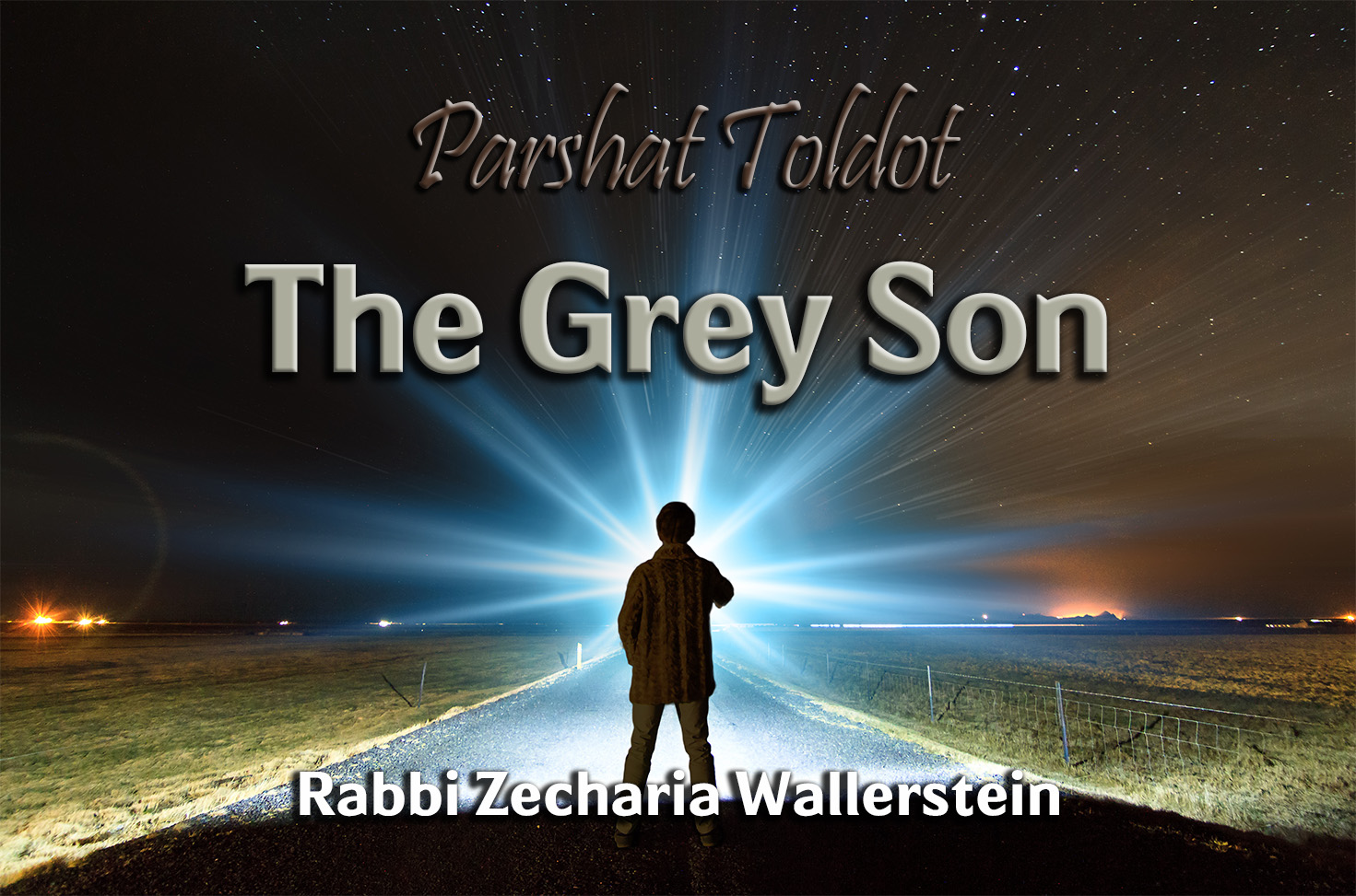 Photo of Parshat Toldot – The Grey Son