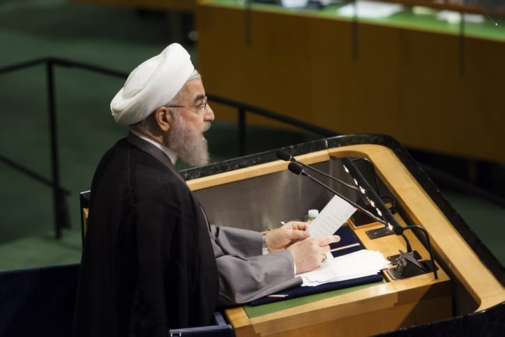 Photo of Iran Threatens to Build Nuclear Marine Vessels