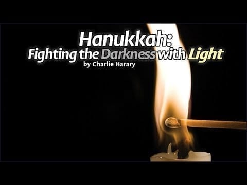 Photo of Hanukkah: Fighting the Darkness with Light (VIDEO)