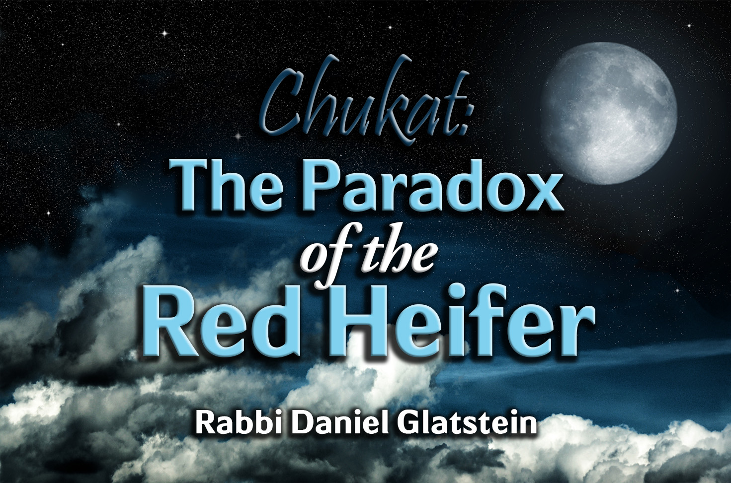 Photo of Chukat – The Paradox of the Red Heifer