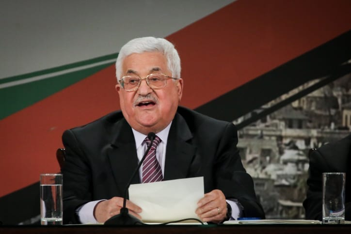 Photo of Abbas is Ready to Work with Trump for Peace