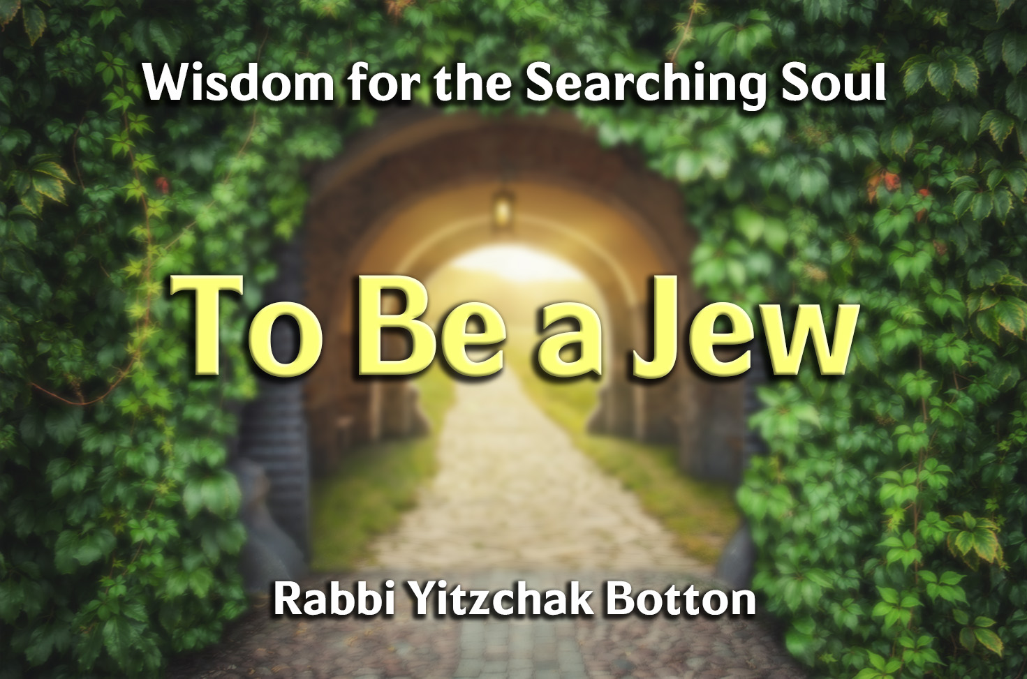 Photo of To Be a Jew