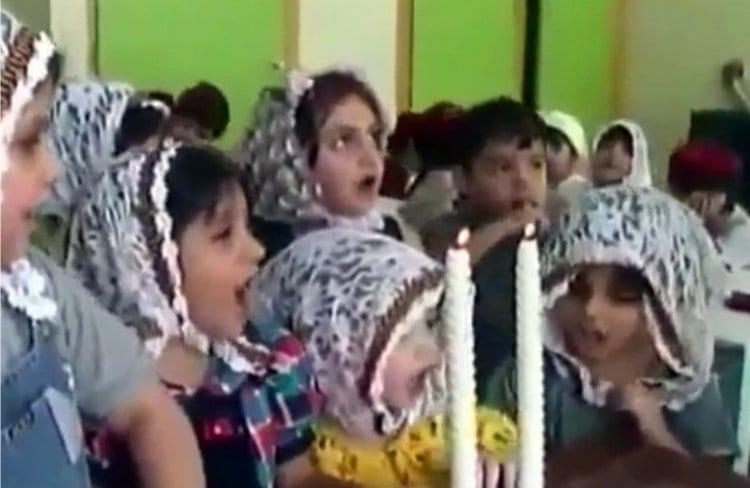 Photo of Kabbalat Shabbat Party in Iran