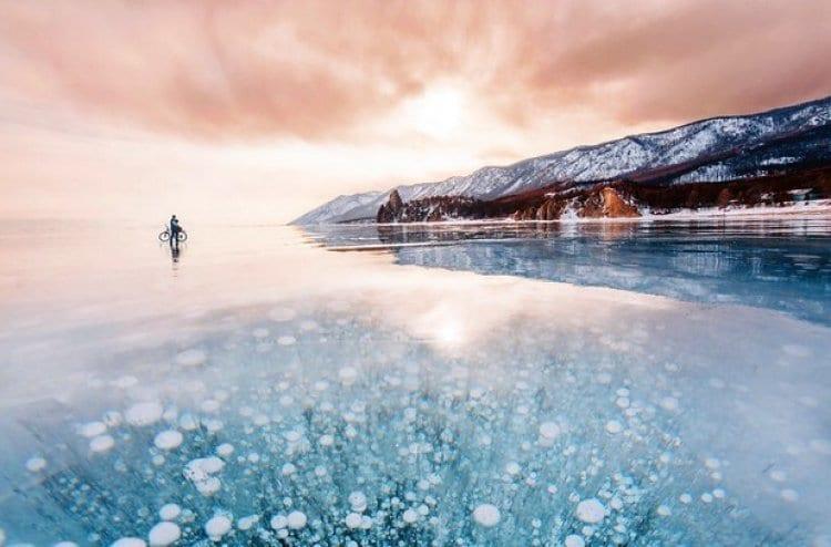 Photo of Wonders of Creation: Lake Baikal Totally Frozen
