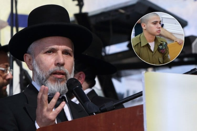 Photo of What Did Rabbi Zamir Cohen say about Elor Azarya's Verdict?