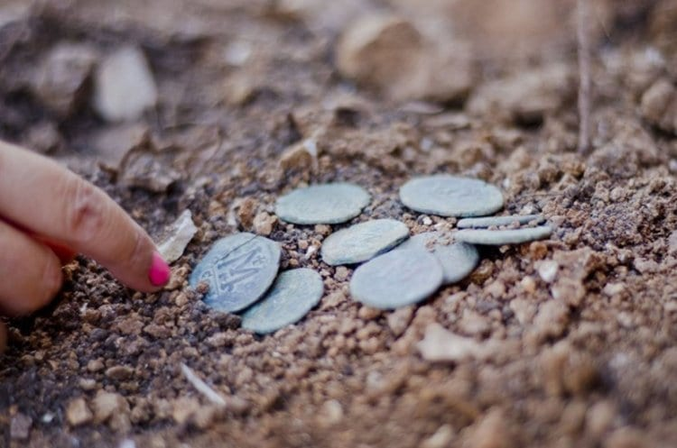 Photo of A 1400 Year Old Treasure Was Found Near Highway One