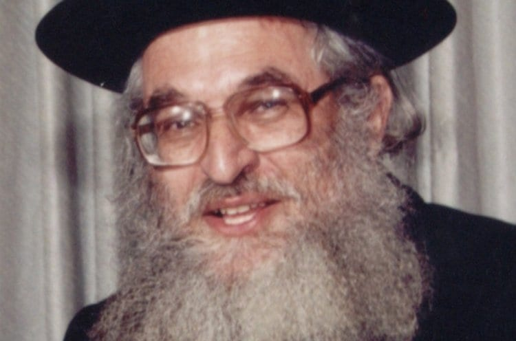 Photo of Rabbi Pincus Tells How He Merited to Come Close to God