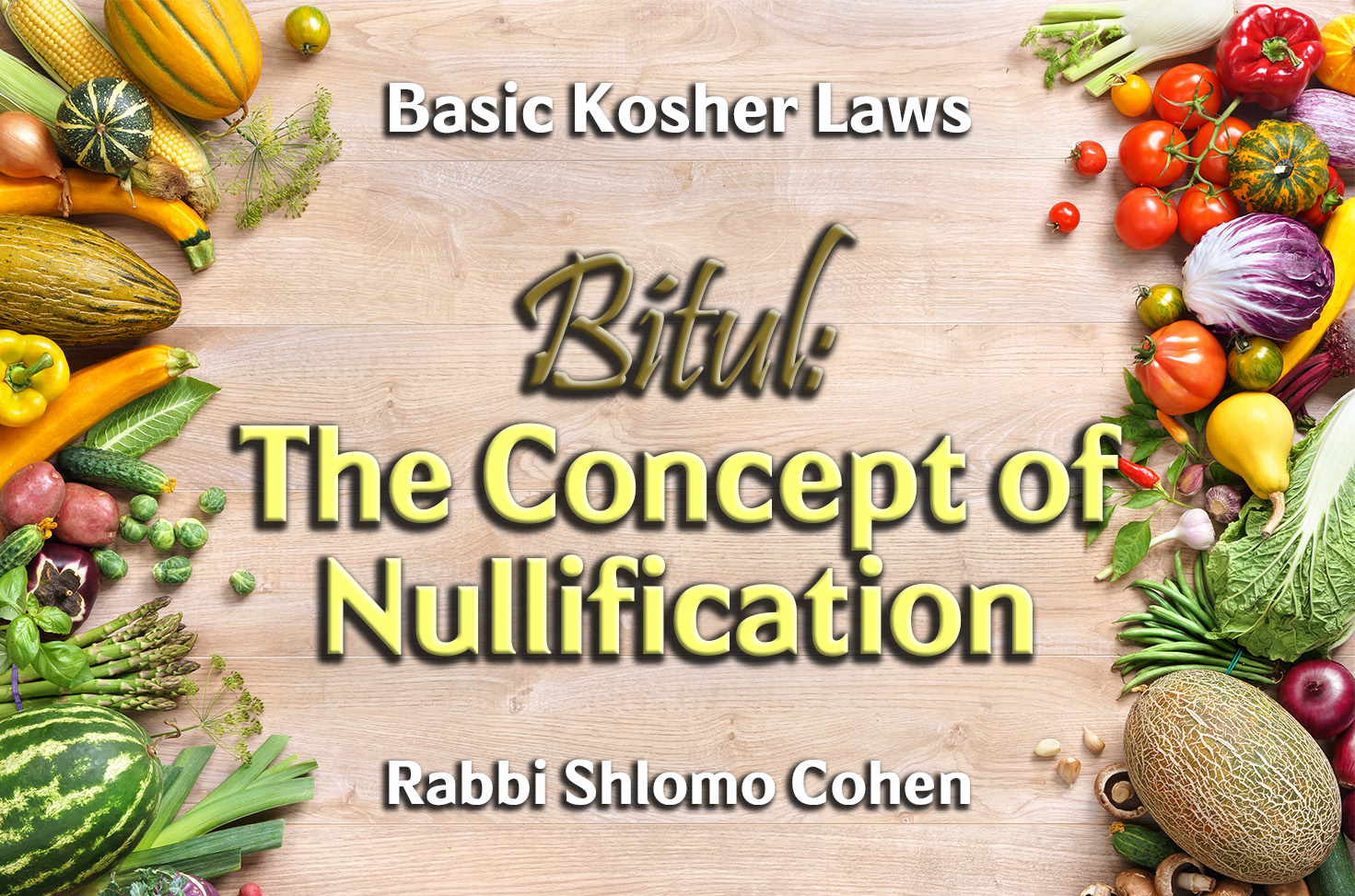Photo of Bitul – The Concept of Nullification