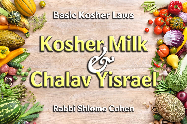 Photo of Kosher Milk & Chalav Yisrael