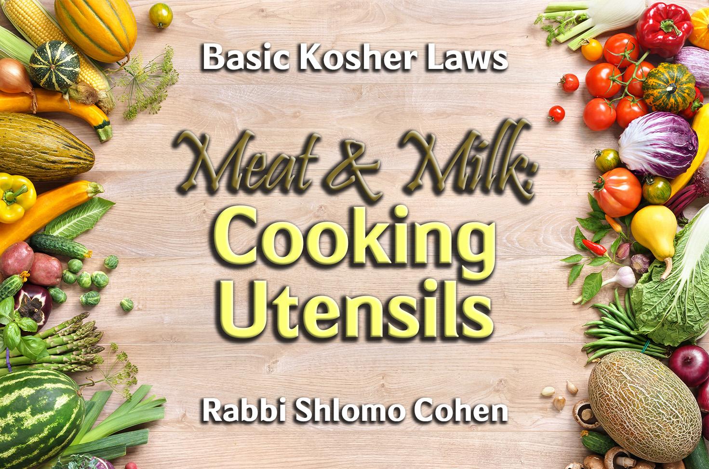 Photo of Meat & Milk – Cooking Utensils