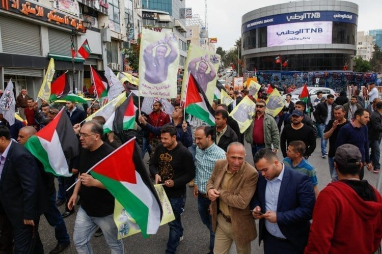 """Photo of """"Day of Rage"""" in Arab Towns: Many Protests in Yesha and East Jerusalem"""