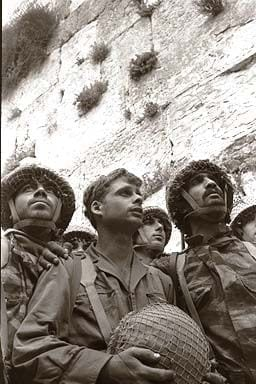 Photo of Happy 50th Anniversary of the 6 Day War Miracles