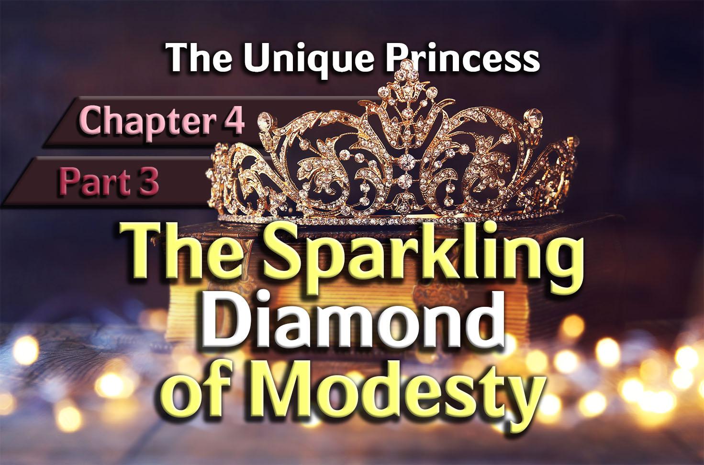 Photo of The Unique Princess – 04×03 – The Sparkling Diamond of Modesty