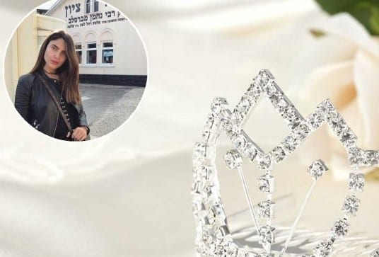"""Photo of Former Miss Israel: """"I Wouldn't Go back Even 100,000 Shekel a Day"""""""