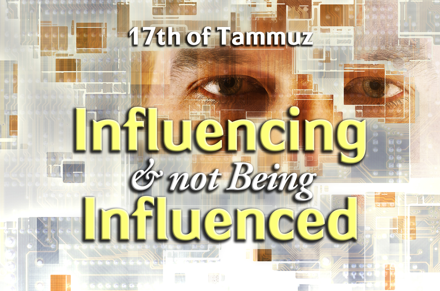 Photo of Influencing & not Being Influenced