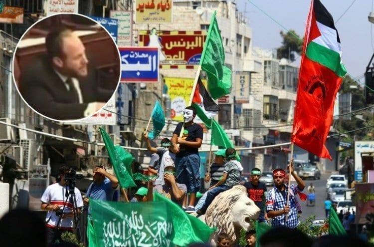 Photo of Must See: David Greenfield Slams Pro-Palestinian Activists