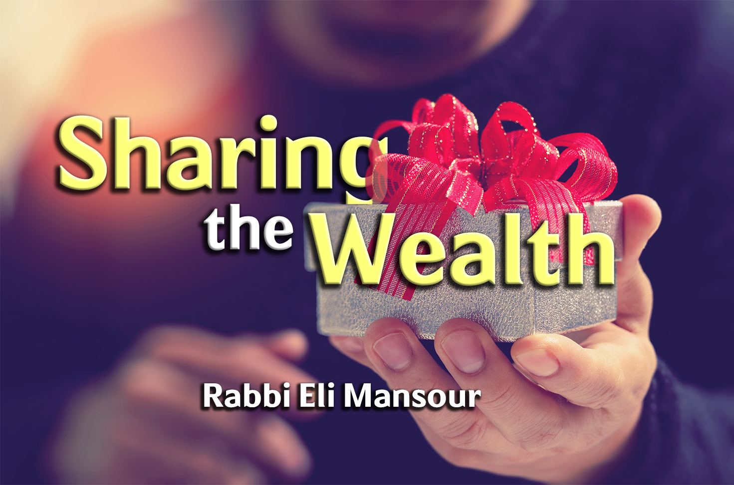 Photo of Sharing the Wealth