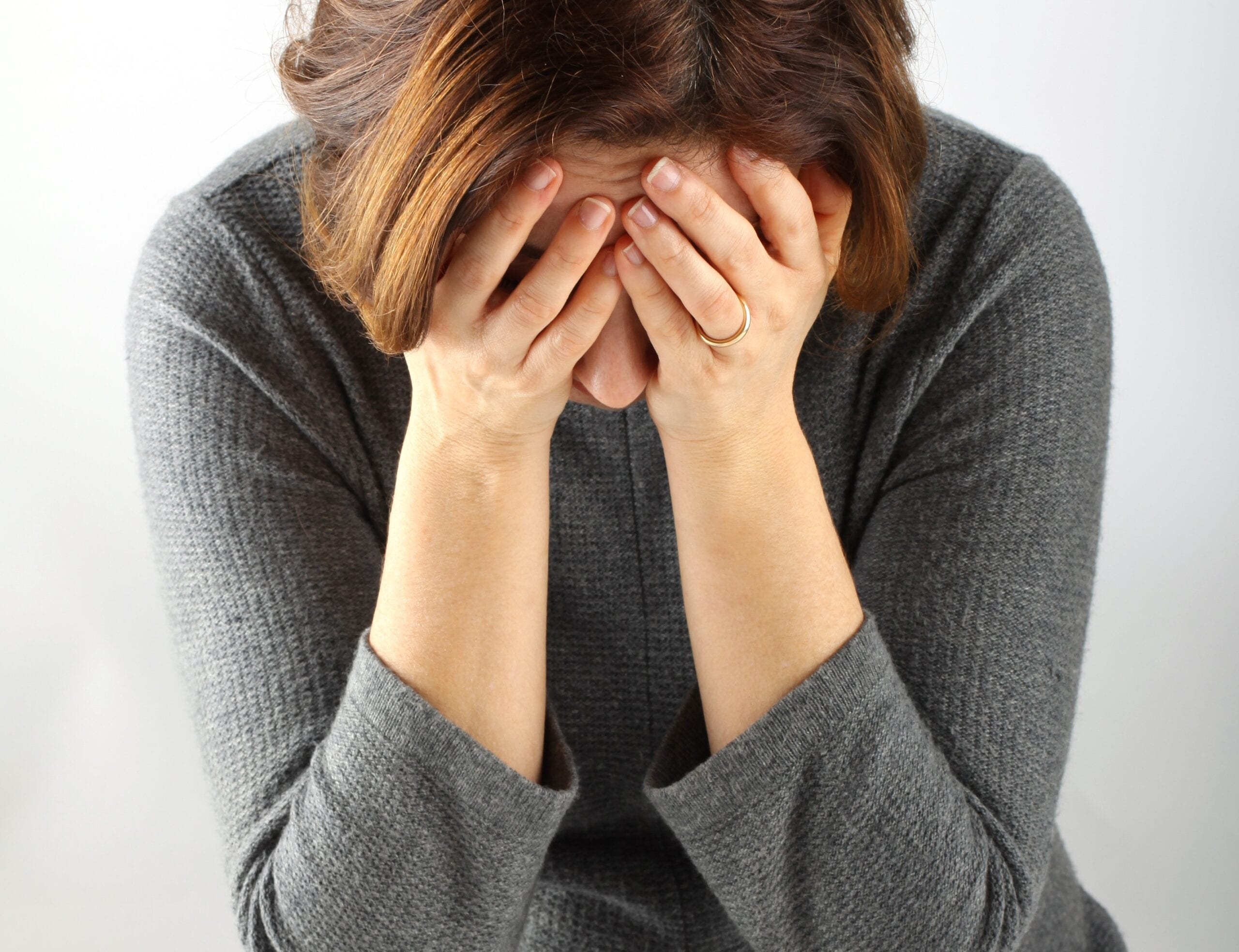 Photo of Young, Pregnant, Anxious and Depressed