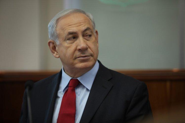Photo of Benjamin Netanyahu the Christian Arab