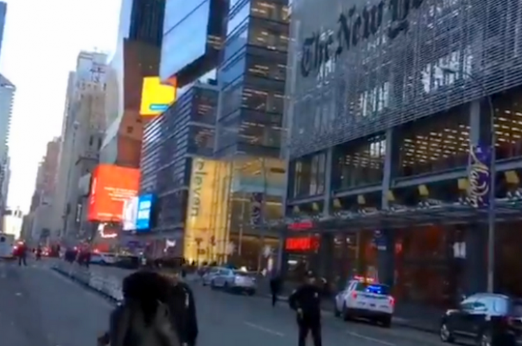 Photo of Bomb Goes Off In Port Authority Causing Few Injuries