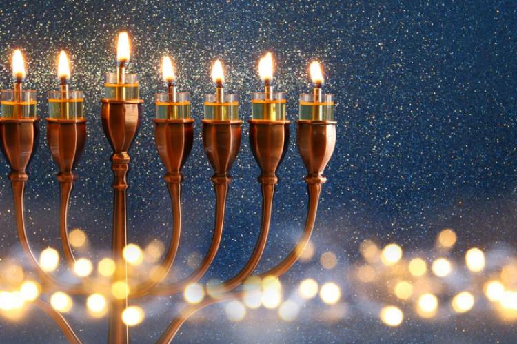 Photo of Asher's Hanukkah Miracle