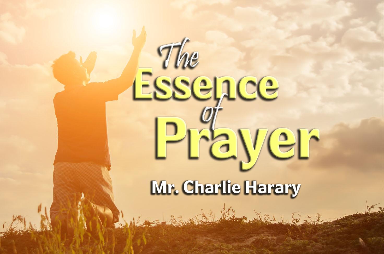 Photo of The Essence of Prayer