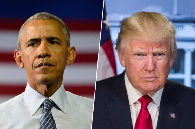Photo of Watch: Contrast between Trump and Obama concerning Israel