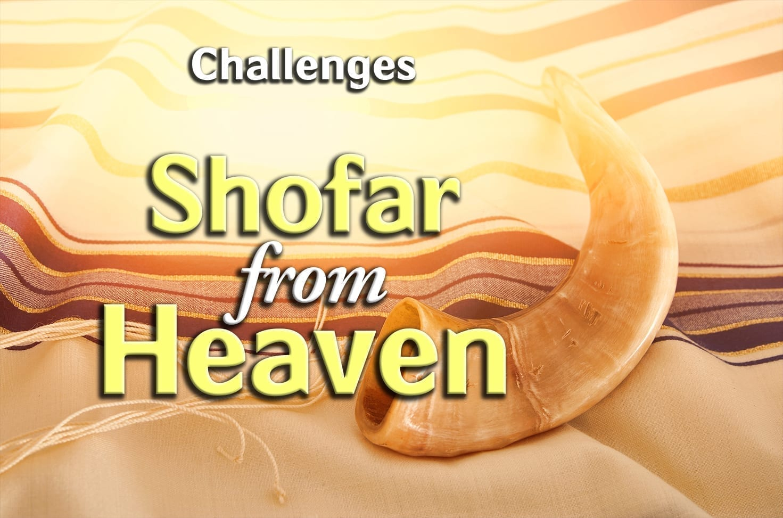 Photo of Shofar from Heaven
