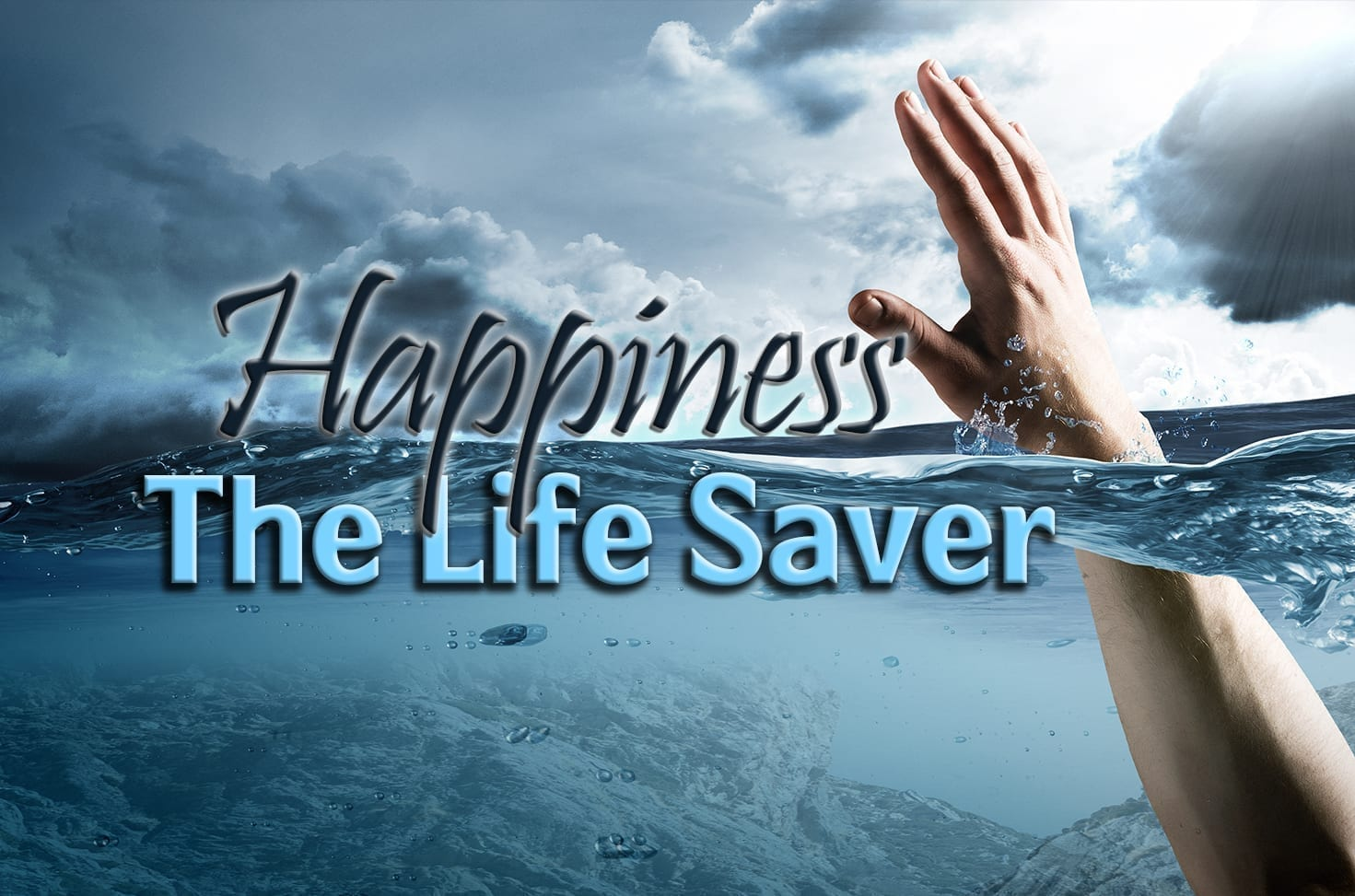 Photo of Happiness, the Life Saver