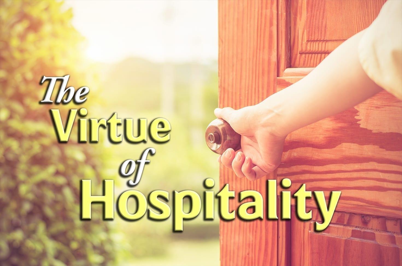 Photo of The Virtue of Hospitality