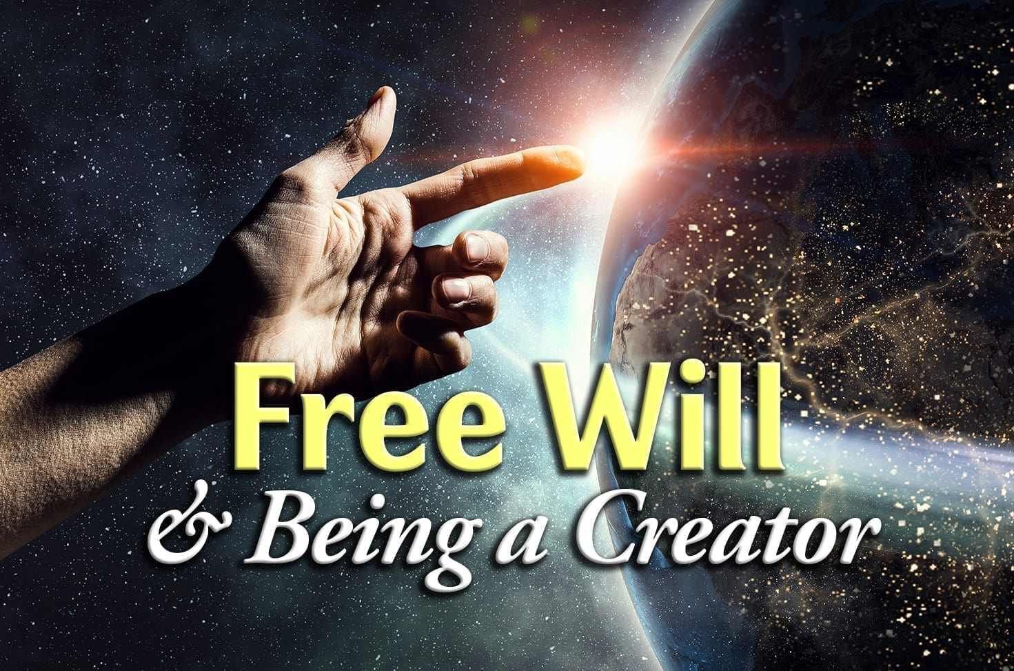 Photo of Free Will and Being a Creator