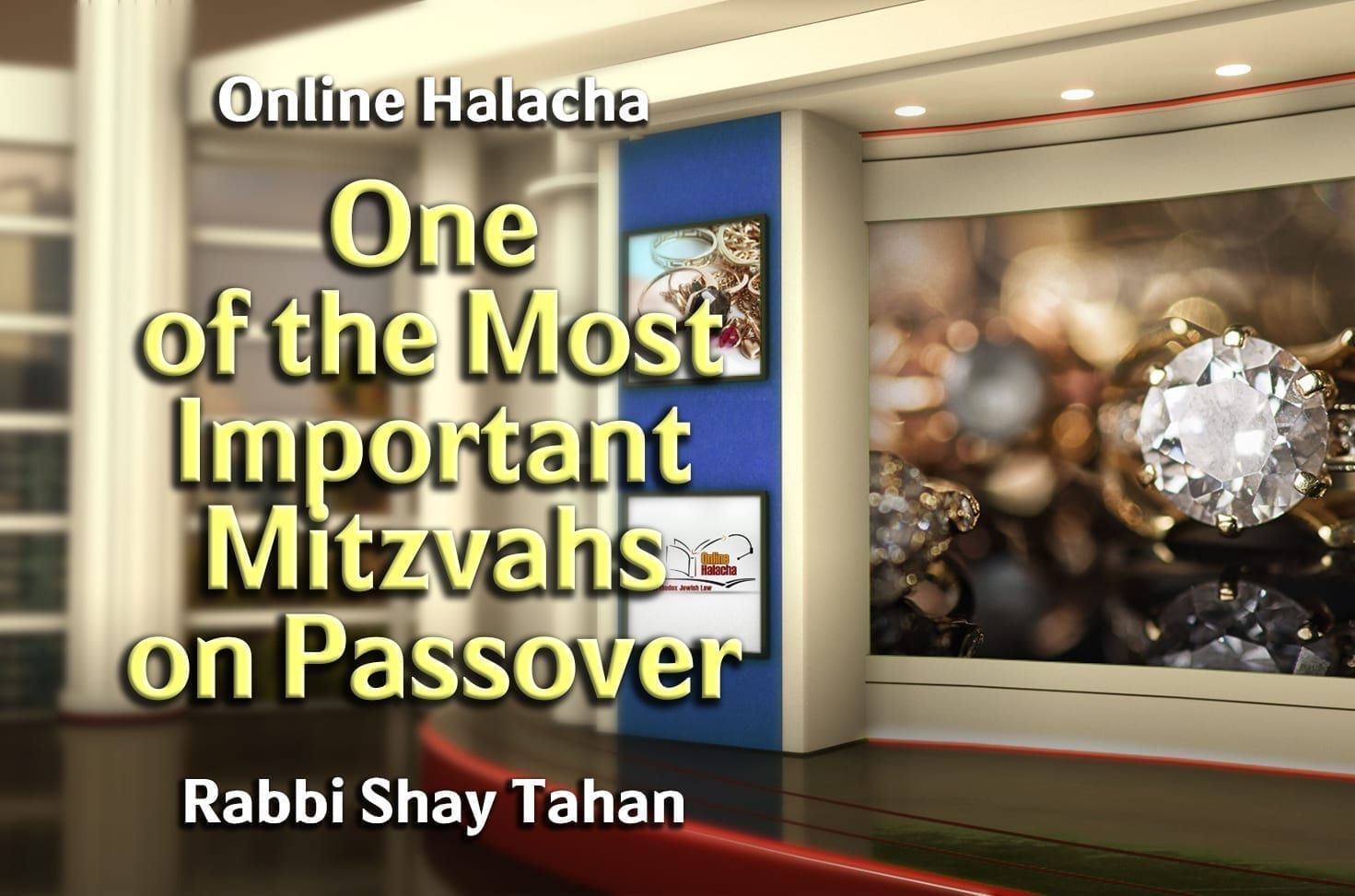 Photo of One of the Most Important Mitzvahs on Passover