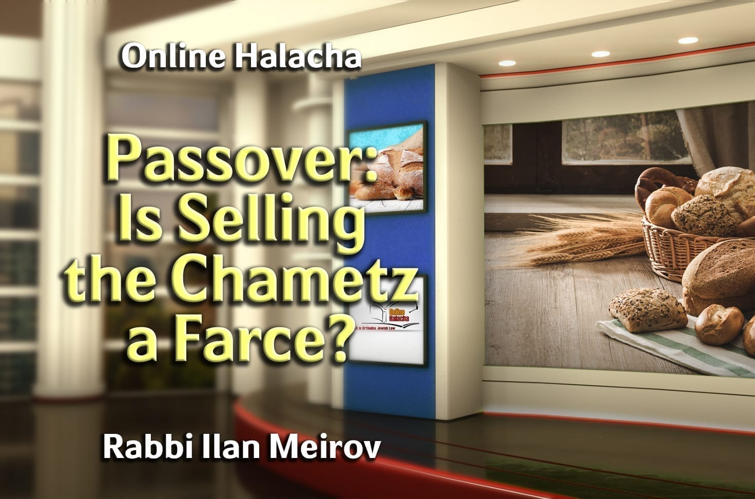 Photo of Passover – Is Selling the Chametz a Farce?