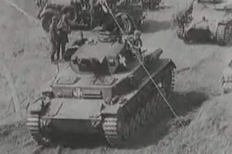 Photo of Watch: Footage of Combat during World War II