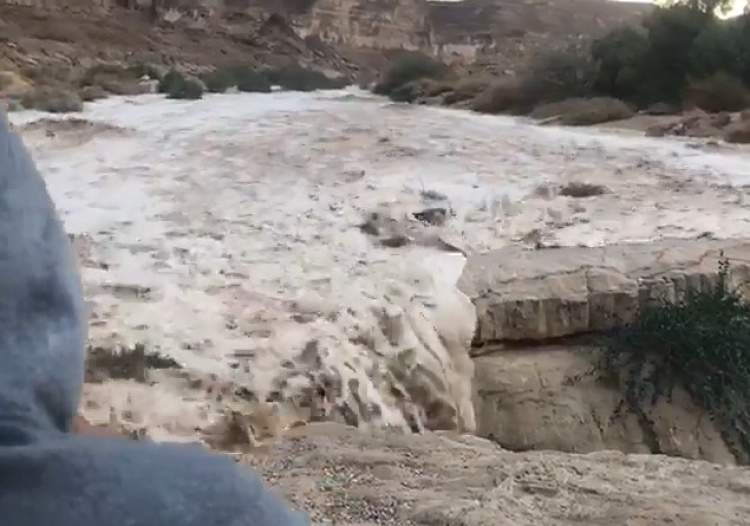 Photo of Watch: Floods in Israel after Rare Storm