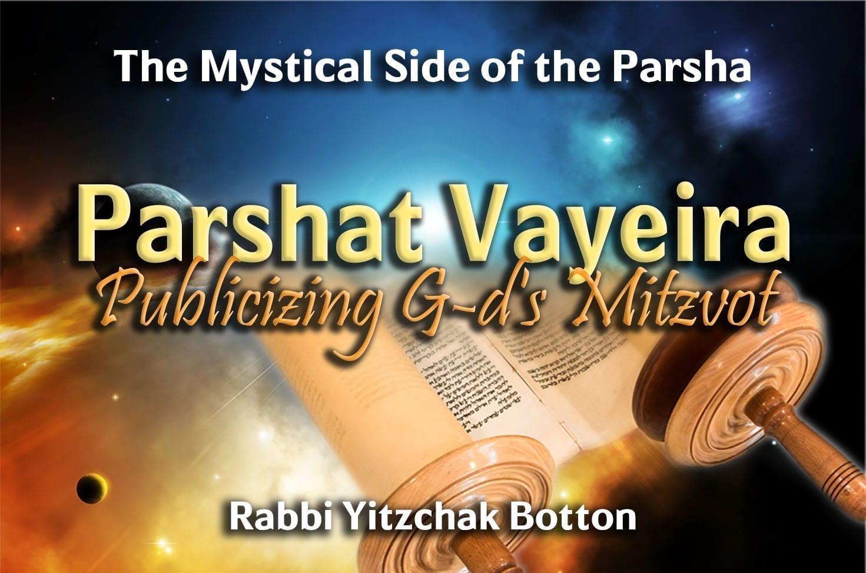 Photo of Parshat Vayeira – Publicizing G-d's Mitzvot
