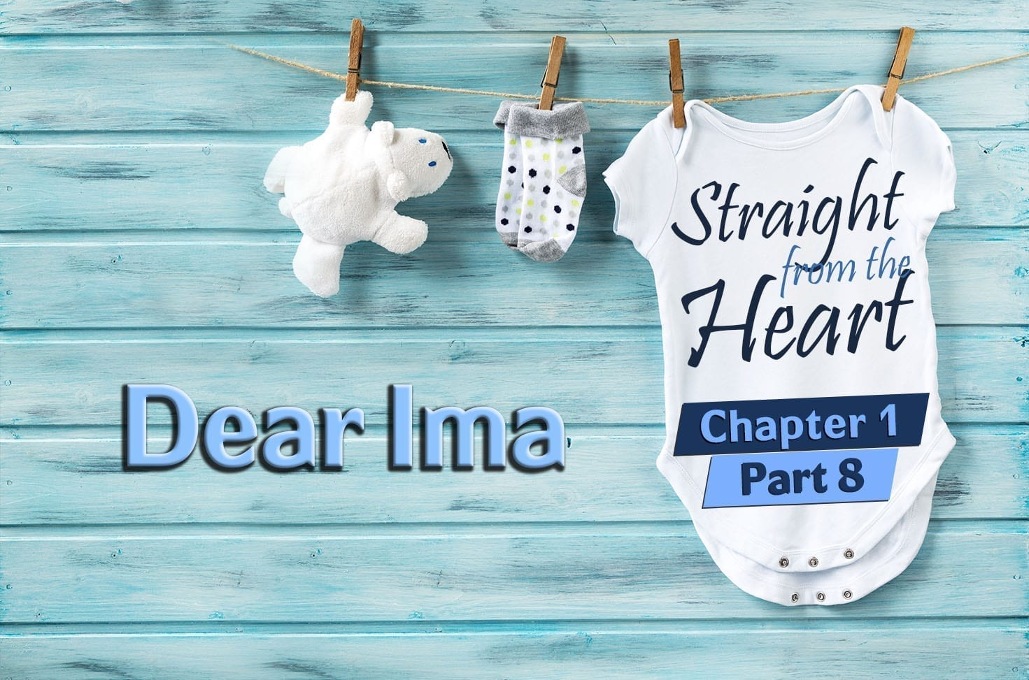 Photo of Straight from the Heart – 01×08 – Dear Ima