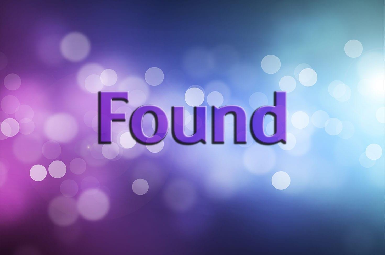 Photo of Found