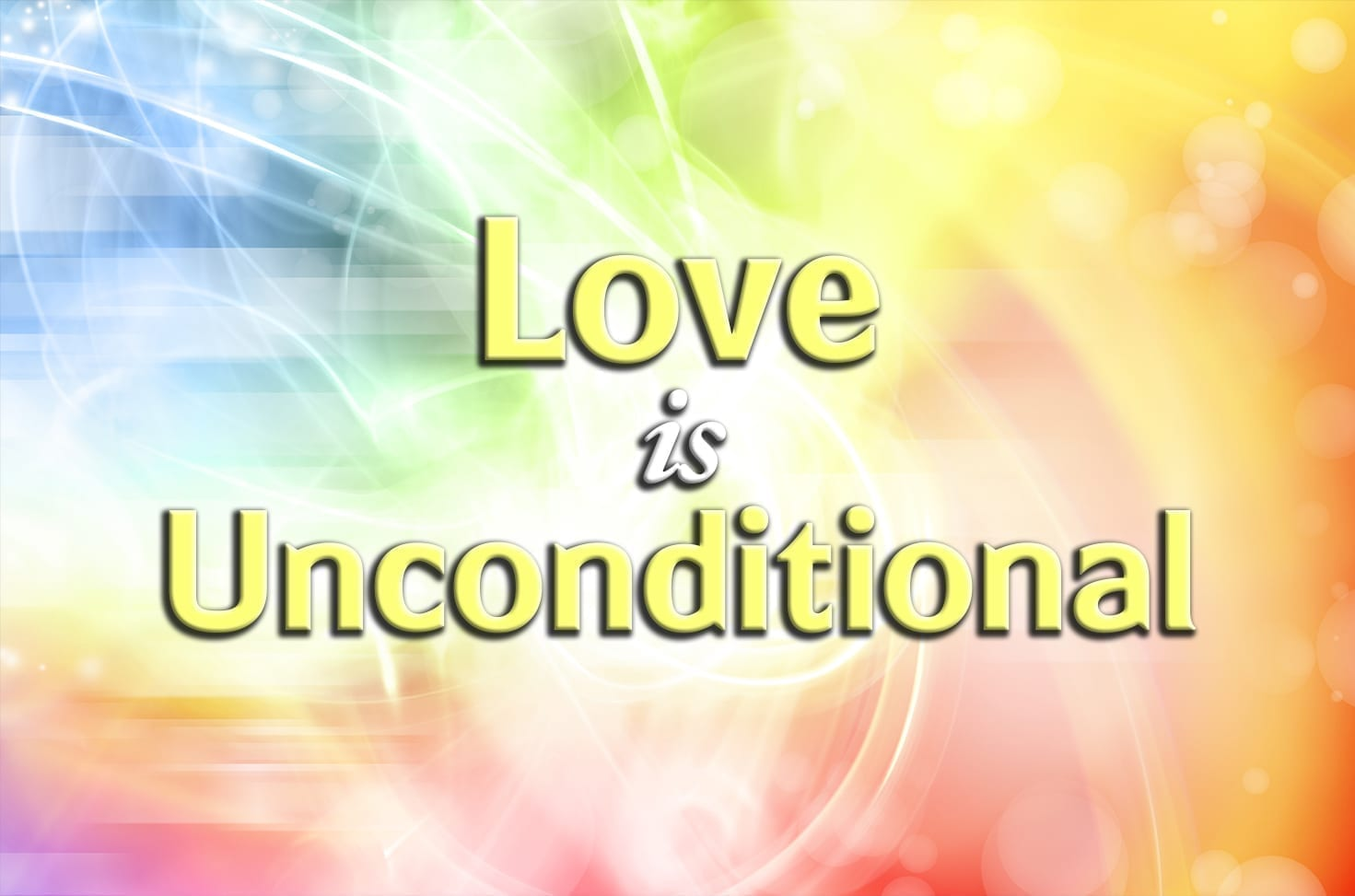 Photo of Love is Unconditional