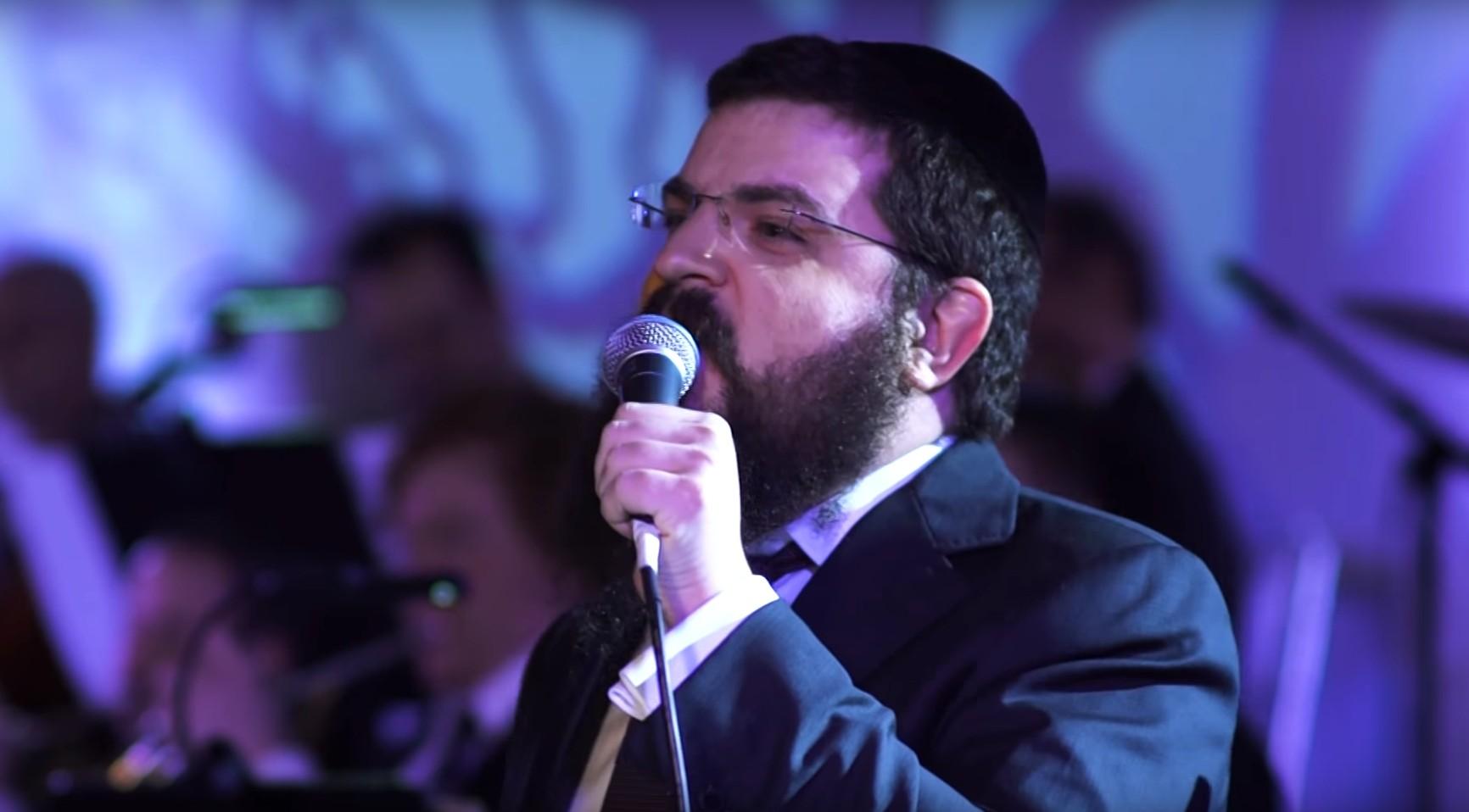 Photo of Yossi Green English Medley – Benny Friedman, The Shira Choir & The A Team