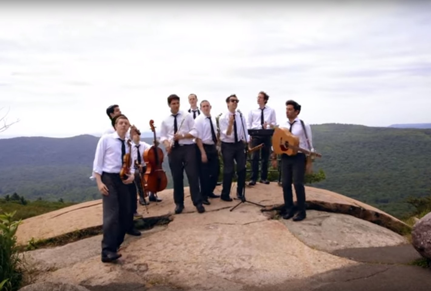 Photo of A Cappella Music Video: The Maccabeats – Brave