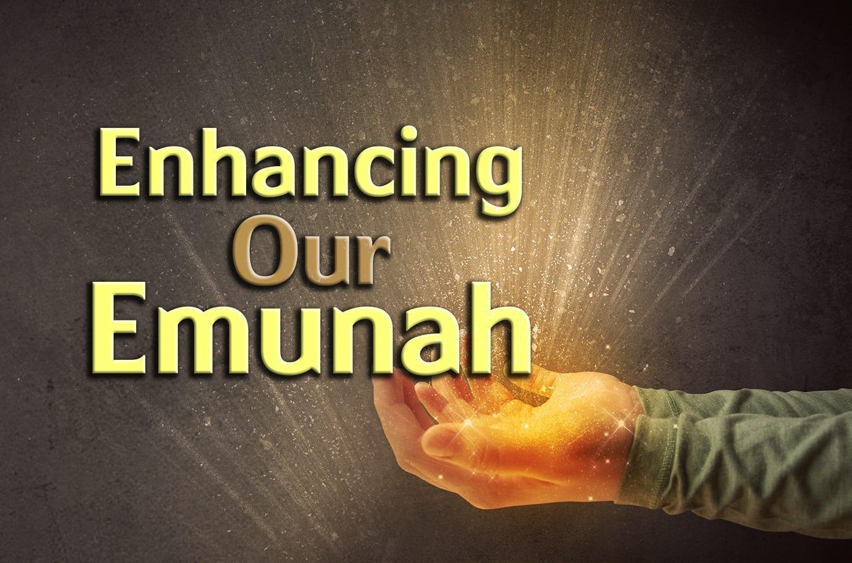 Photo of Enhancing Our Emunah
