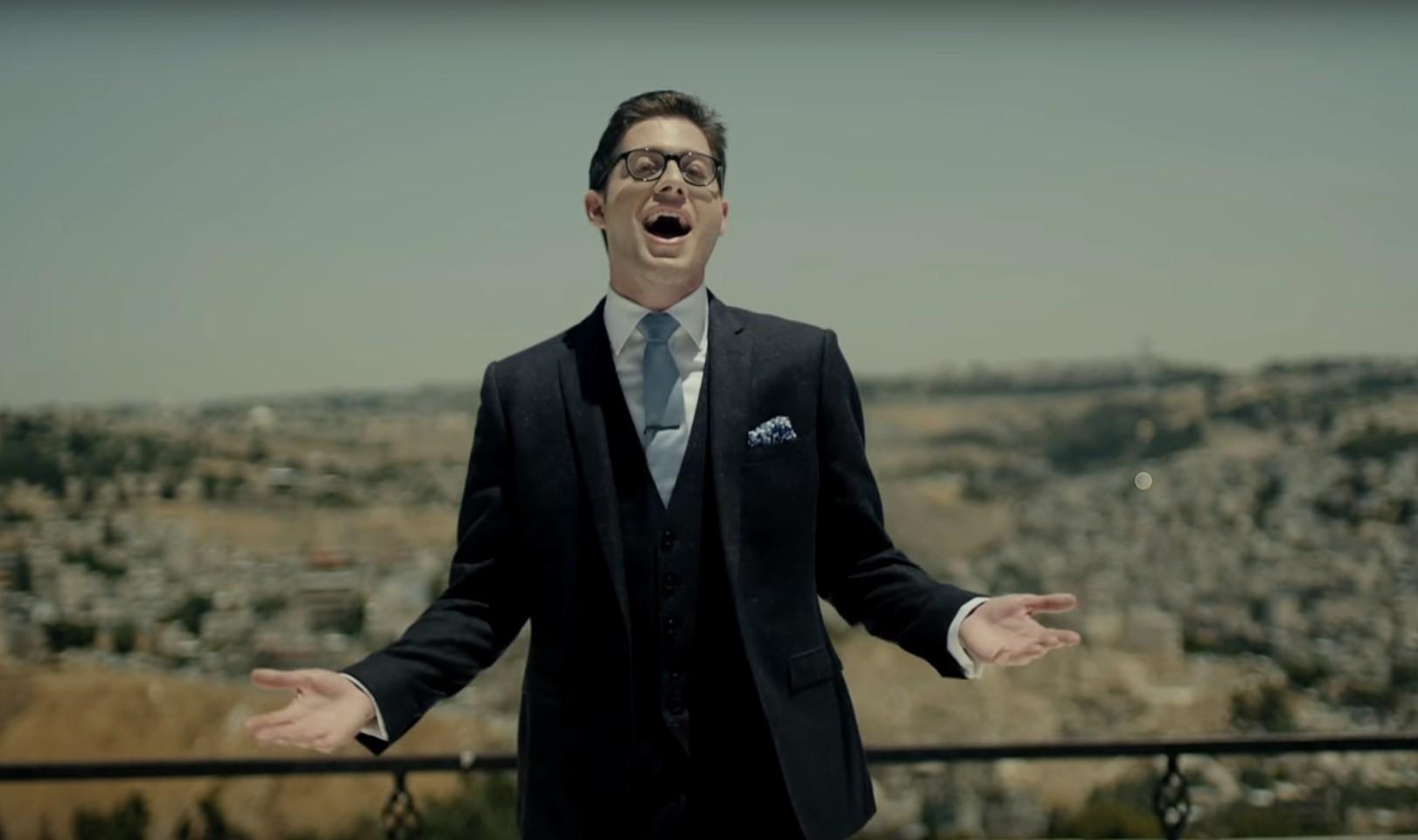 Photo of Eitan Freilich: Am Yisrael Chai – Official Music Video