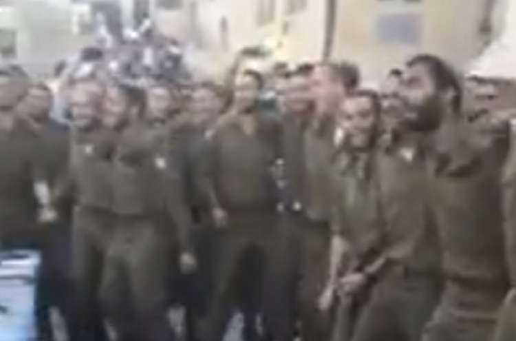Photo of These are the Soldiers who were on the Bus Hamas Blew Up