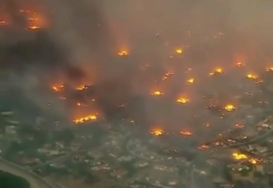 Photo of Watch: California Wildfire Beyond Imagination