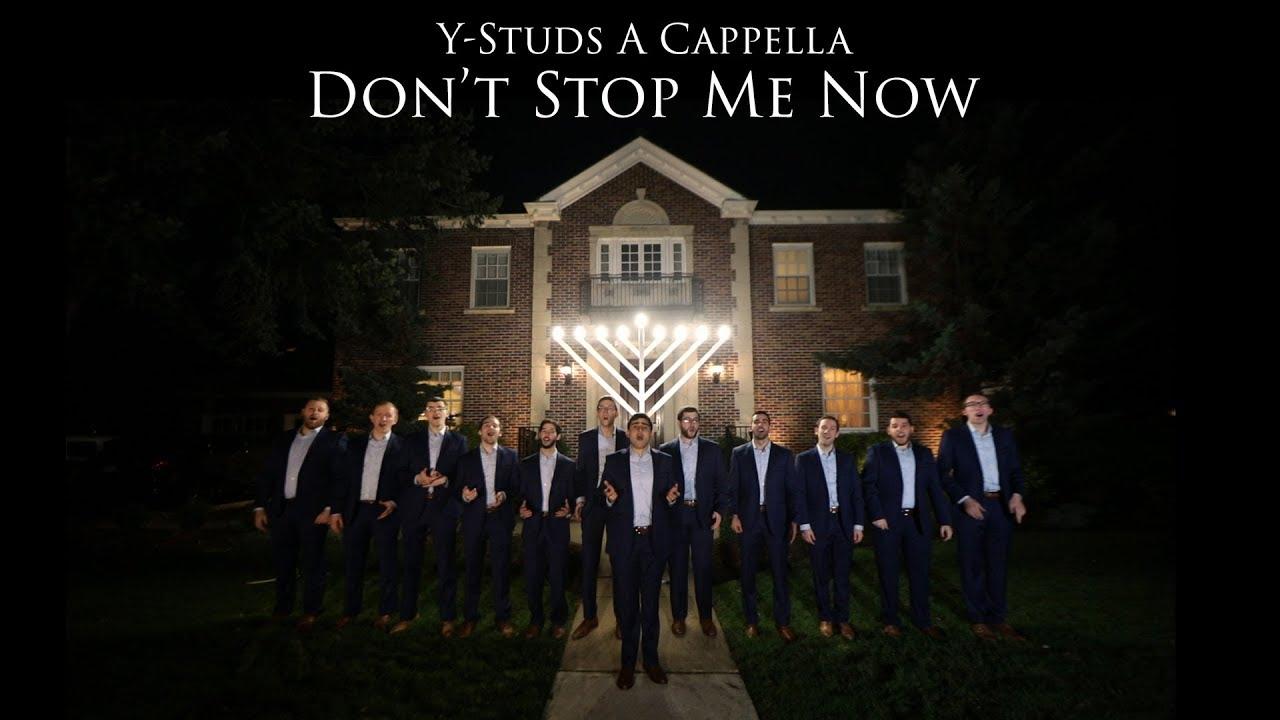 Photo of Y-Studs – Don't Stop Me Now: A Queen Hanukkah